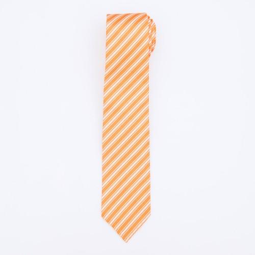 Riga Jacquard arancione